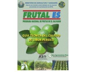 Manual del Cultivo de Limón Pérsico