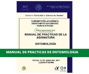 Manual de practicas de entomoLOGIa PDF