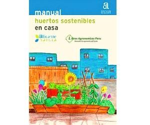 Manual Huertos sostenibles en casa
