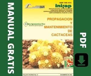 Propagación y Mantenimiento de Cactus